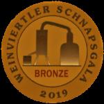 Sechs Bronze-Medaillen für Edelbrände und Liköre der Privatbrennerei Artner