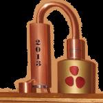 Der Sonderpreis Goldene Brennerei ist die höchste Auszeichnung. Artner hat sie schon mehrmals gewonnen.